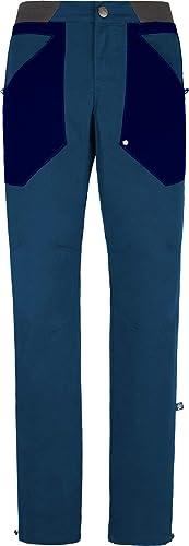E9 Ananas Trousers Men, Cobalt bleu 2019 Pantalon