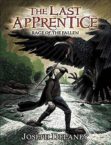 The Last Apprentice: Rage of the Fallen (Book 8) (Last Apprentice, 8)