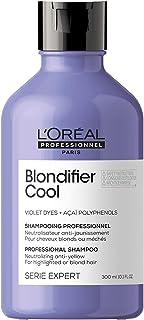 L'Oréal Professionnel Paris | Shampoo professionale per capelli biondi freddi Blondifier Cool Serie Expert, Formula neutra...