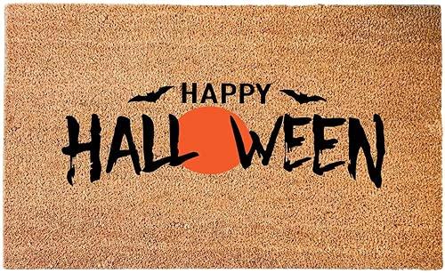 Halloween Outdoor Doormat Only $10.19