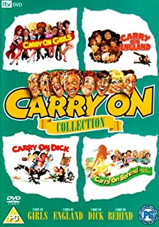 Carry On Collection: Volume 4 - Girls / England / Dick / Behind