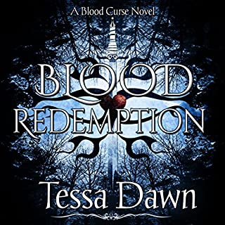 Blood Redemption audiobook cover art