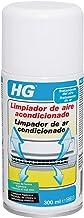 HG 535030109 300 ml-Potente Limpiador Que Elimina los Malos olores del Sistema de Aire Acondicionado