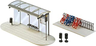 Faller 180553 Modern Bus Shelter Scenery and Accessories