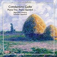 コンスタンティノ・ガイト:ピアノと弦楽器のための室内楽作品集
