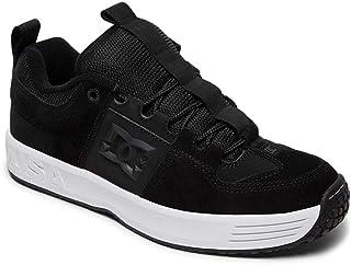 Men's Lynx OG Skate Low Top Sneaker Shoes Black/White...
