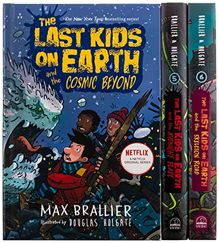 The Last Kids on Earth: Next Level …