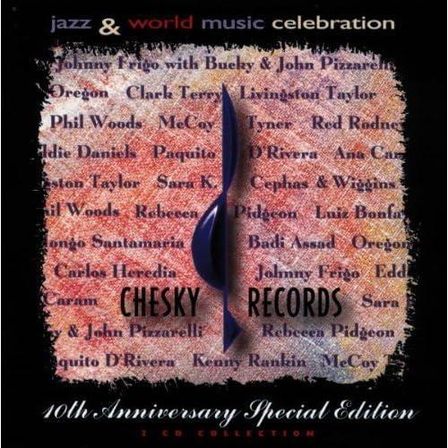 Chesky records-10th anniversar (2 CD)