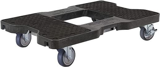 SNAP-LOC 1200 LB Professional E-Track Dolly Black