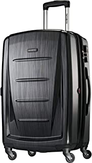 Winfield 2 Hardside Luggage with Spinner Wheels, Brushed...