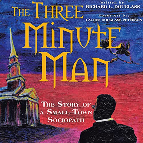 The Three Minute Man cover art