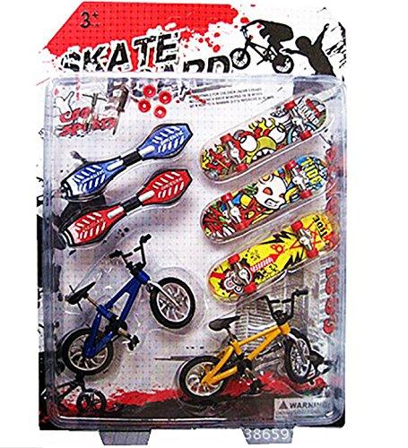 "NOUVEAUTE Model 22 Finger Skate In Line /""Grip and Tricks/"" Finger Roller"