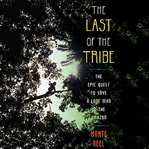The Last of the Tribe audiobook cover art