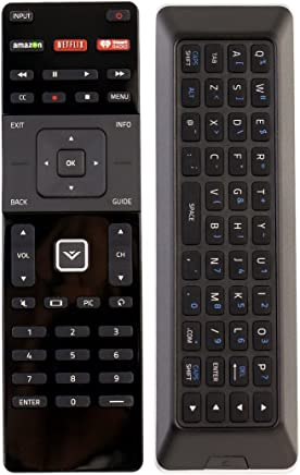 NEW Qwerty Dual Side Remote XRT500 with Backlight fit for 2015 2016 VIZIO Smart app internet