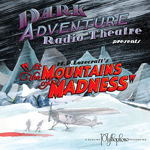 At the Mountains of Madness audiobook cover art