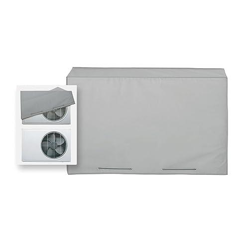 Rayen 6061 - Funda para aire acondicionado, con doble sistema de ajuste, 90 x