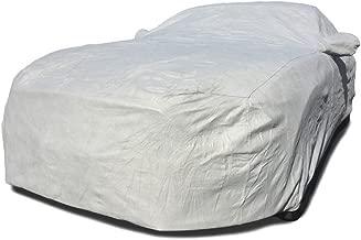 CarsCover Custom Fit 2008-2019 Chevy Cruze Sedan Car Cover Heavy Duty Weatherproof Ultrashield Covers