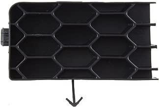 DAT AUTO PARTS Bumper Grille Filler Replacement for 04-06 Scion XB Black Front Left Driver Side SC1026100