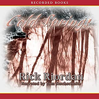 Cold Springs audiobook cover art