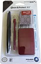Kit de protection pour Nintendo DSi XL Importación francesa