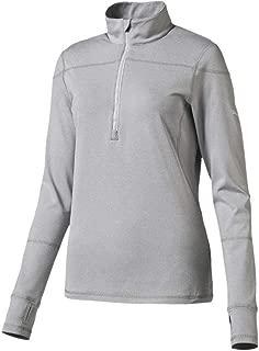 PUMA Golf Women's 1/4 Zip Long Sleeve Popover Jacket