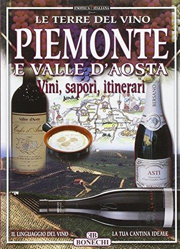 Piemonte e Valle d'Aosta (Vino e territorio)