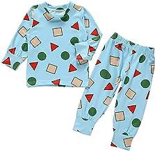 Infant Kid Baby Clothes Set, Baby Boys Girl Cartoon Print Tops Pants Pajamas Sleepwear Christmas Outfit