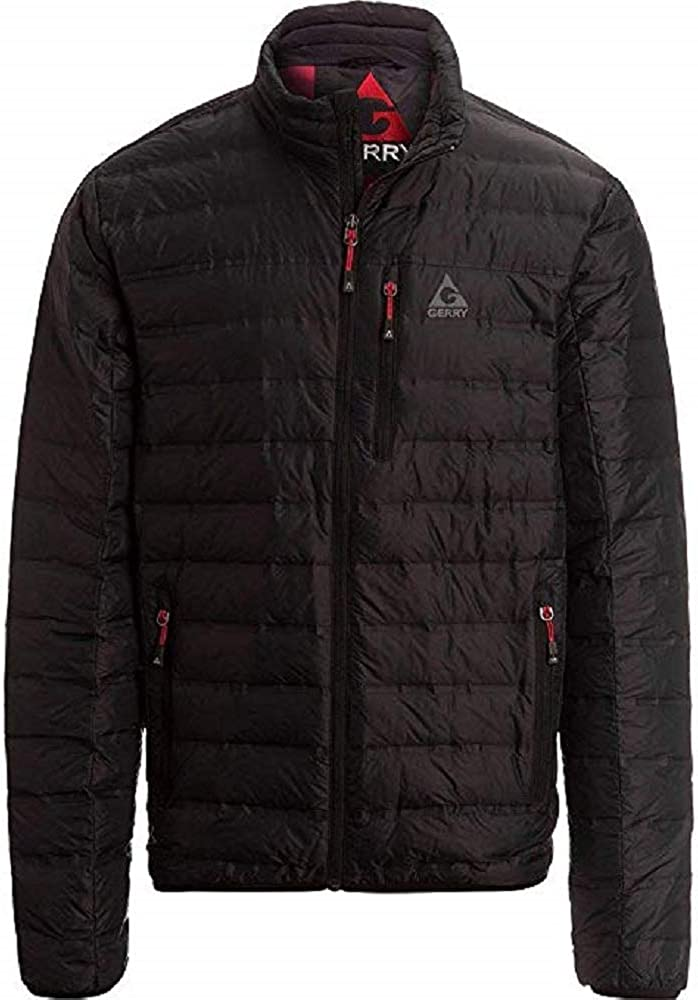 Gerry Corniche Down Puffer Jacket,(Black, Small)