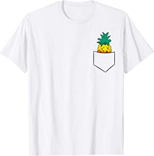 Sponsored Ad - Pineapple In A Pocket Summer Pineapple T-Shirt