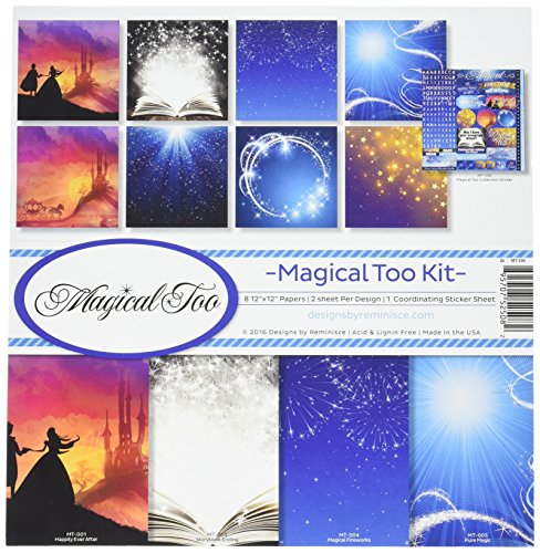 Reminisce Magical Too Collection Kit