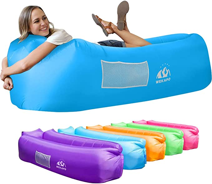 Wekapo Inflatable Lounger Air Sofa Hammock - Best Overall