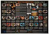 'American Educational The World of Guerlain Météorites FROM A to Z Poster, 38'Length x 27Width by American Packing & Gasket