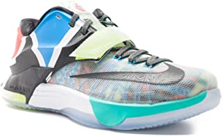 Nike Mens KD VII SE What The KD Multicolor/Black-Horizon Synthetic