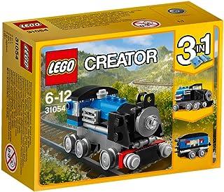 レゴ(LEGO) クリエイター 青い汽車 31054