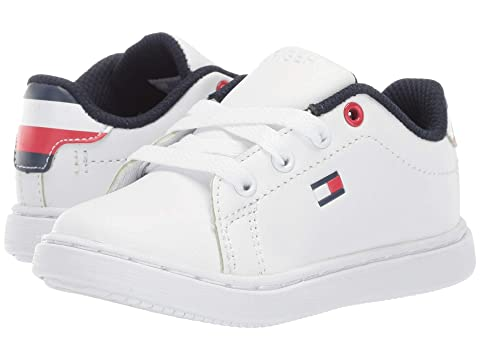 bb43f3a2 Tommy Hilfiger Kids Iconic Court (Toddler) at Zappos.com
