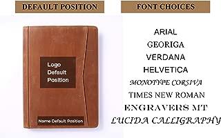 Best leather bound portfolio personalized Reviews