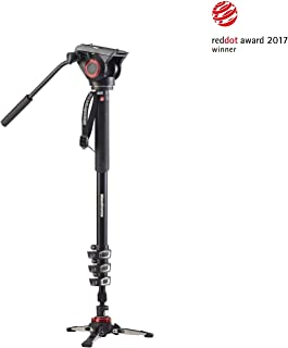 Manfrotto Mvmxpro500 Xpro Video Monopod Mvh500Ah