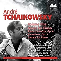 Music for Piano 1 by ANDRE TCHAIKOWSKY (2013-12-12)