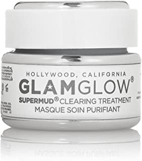 GlamGlow SuperMud Clearing Treatment Masque White 1.2 Oz