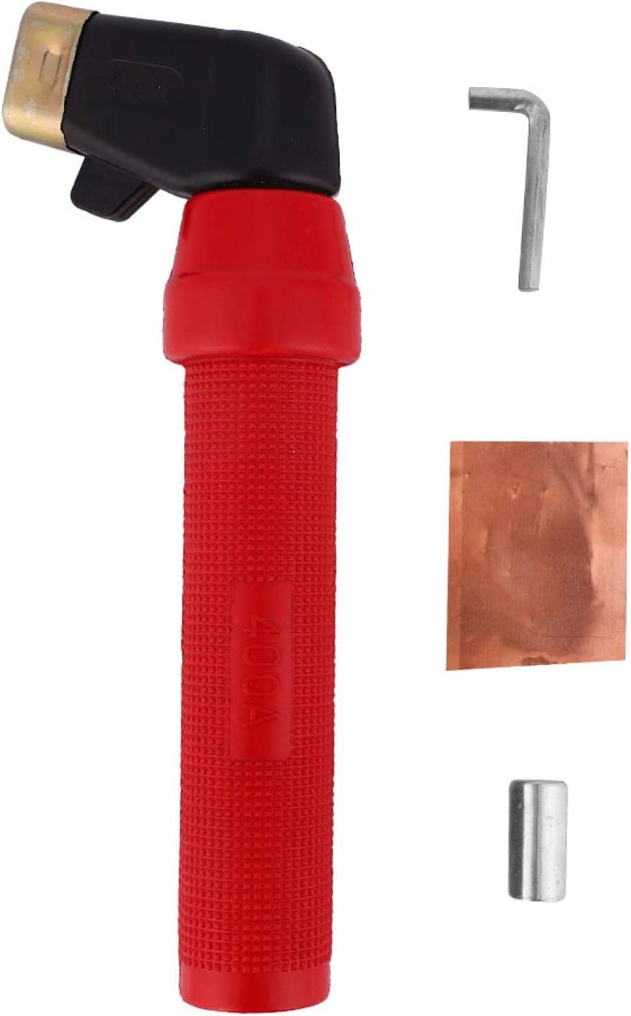 Ginorgee Miami Mall 400A Welding Max 86% OFF Electrode Holder American Wel Style -