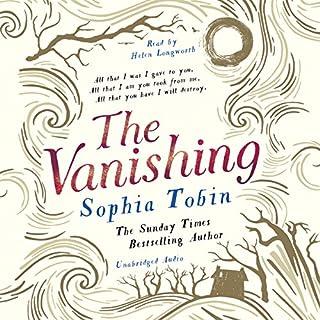 The Vanishing                   Autor:                                                                                                                                 Sophia Tobin                               Sprecher:                                                                                                                                 Helen Longworth                      Spieldauer: 9 Std. und 35 Min.     Noch nicht bewertet     Gesamt 0,0