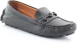 Womens Crosby Closed Toe Loafers