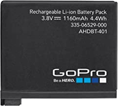 GoPro Rechargeable Battery for HERO4 Black/HERO4 Silver (GoPro Official Accessory)