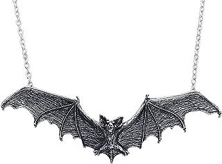 Alchemy Gothic Bat Necklace