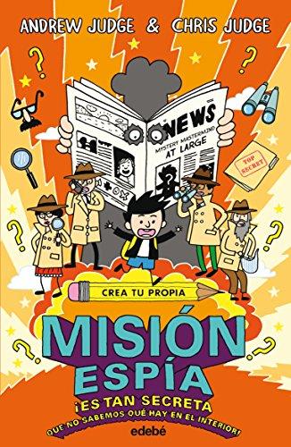 Crea tu propia misión espía