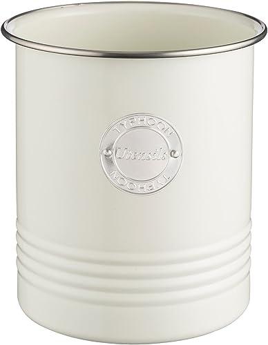 Typhoon Utensil Storage, Cream 29141