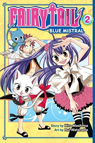 Fairy Tail Blue Mistral 2 (Fairy Tale: Blue Mistral)