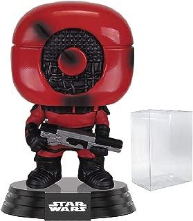 Star Wars: The Force Awakens - Guavian Enforcer Funko Pop! Vinyl Figure (Includes Compatible Pop Box Protector Case)