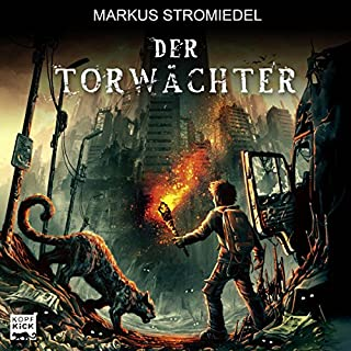 Der Torwächter (Der Torwächter 1) Titelbild