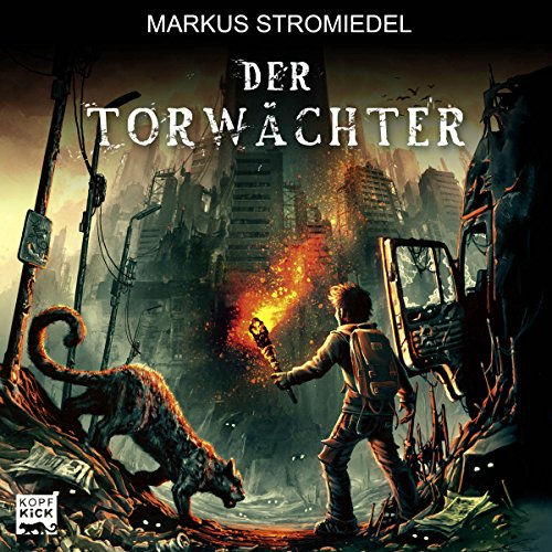 Der Torwächter audiobook cover art